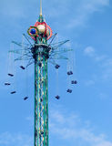 Fairground ride 01 Royalty Free Stock Photography