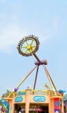 Fairground ride royalty free stock image