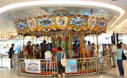 fairground ride apparatus Royalty Free Stock Photos