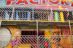 Fairground Ride. At a county fair Stock Images