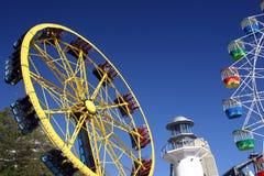 Fairground Rit Royalty-vrije Stock Fotografie