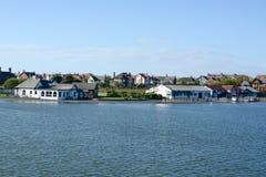 Fairhaven See lizenzfreies stockbild