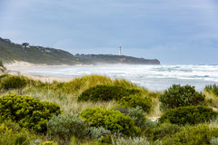 Fairhaven strand, Australien Fotografering för Bildbyråer
