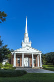 Fairhope  church from outside Stock Photos