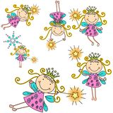 Fairies Royalty Free Stock Photos