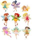 fairies Royalty-vrije Stock Afbeeldingen