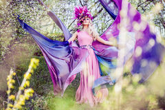 Fairies are real Royalty Free Stock Photography