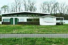 Fairland-Erholungs-Park Stockbild