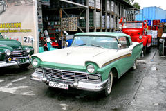 Fairlane de Ford Images libres de droits