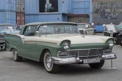 Fairlane de Ford Imágenes de archivo libres de regalías