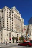 Fairmont hotell Arkivfoto