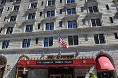 Fairmont Copley placu hotel Obrazy Royalty Free