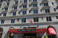 The Fairmont Copley Plaza hotel Royalty Free Stock Images