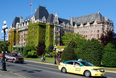 The Fairmont Empress Royalty Free Stock Image