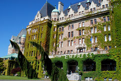 The Fairmont Empress Stock Photos