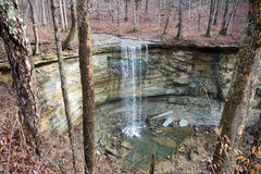 Fairmont Falls. Near Louisville, Kentucky Stock Photo