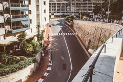 Fairmont Hairpin - Monte Carlo Stock Images