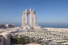 Fairmont Marina siedziby w Abu Dhabi Obraz Royalty Free