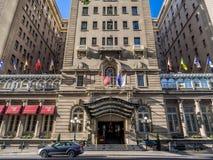Fairmont Palliser Hotel Royalty Free Stock Photo