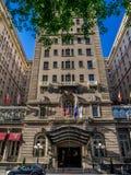 Fairmont Palliser Hotel Royalty Free Stock Photography