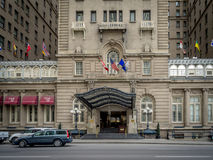 Fairmont Palliser Hotel Stock Images