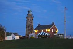 Fairport Harbor Lighthouse Stock Photo