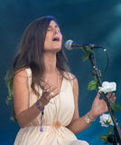 Fairport's Cropredy Covention 2014 - Deborah Rose Stock Images
