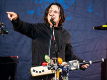 Fairport's Cropredy Covention 2014 - Marillion Royalty Free Stock Photography
