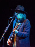 Fairport's Cropredy Covention 2014 - The Waterboys Stock Photo