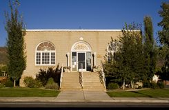 Fairview City Hall Royalty Free Stock Photo