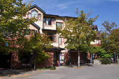 Fairview student Housing Arkivbild