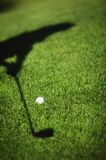 On The Fairway Royalty Free Stock Image