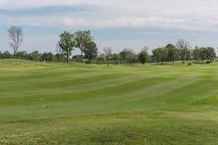 Fairway de golf photos stock