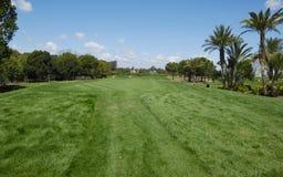 Fairway golf Stock Image