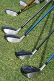 Fairway woods Stock Photography