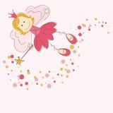 fairy вектор иллюстрации Стоковые Изображения RF