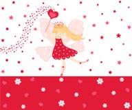 fairy влюбленность Стоковое Фото