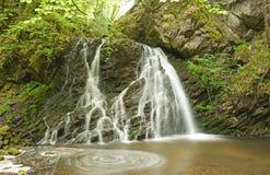 fairy водопад распадка Стоковые Изображения