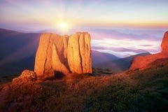 Fairy гора Стоковая Фотография