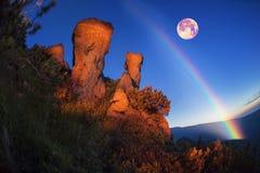 Fairy гора Стоковые Изображения RF