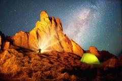 Fairy гора Стоковое Фото