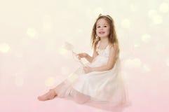fairy девушка Стоковое Изображение