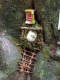 Fairy дом на парке Gantz Стоковое Изображение RF
