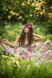 fairy лето Стоковое фото RF