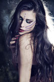 fairy женщина Стоковая Фотография