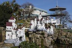 Fairy замок в Southend-на-море Стоковые Фотографии RF