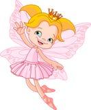 fairy летание немногая Стоковая Фотография