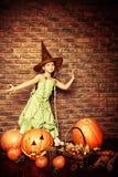 Fairy маленькая девочка Стоковые Фотографии RF