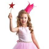 fairy меньшяя волшебная палочка Стоковые Фото