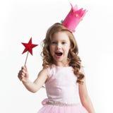 fairy меньшяя волшебная палочка Стоковые Изображения